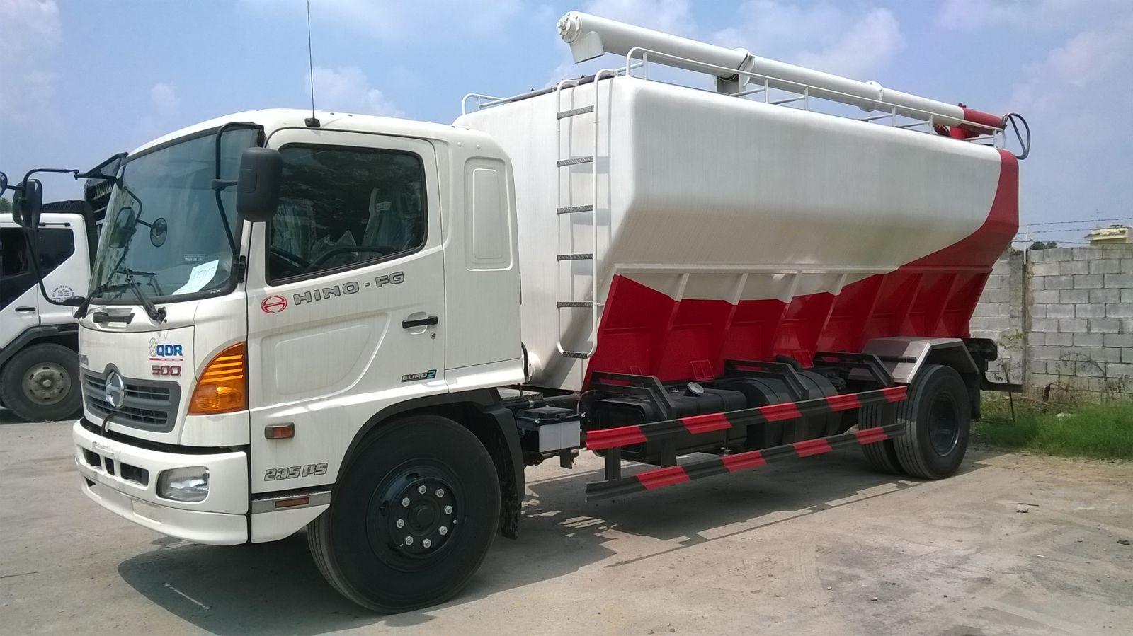 Xe tải ngành chăn nuôi