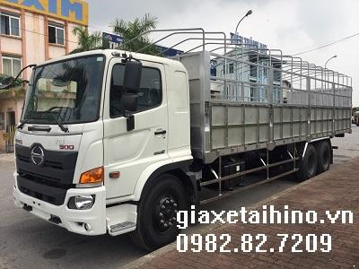 Giá xe tải hino 15 tấn