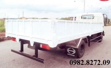 Giá xe tải hino 3,5 tấn thùng lửng XZU720